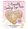 npw Heart Cooling Eye Pads