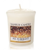 Yankee Candle Votive All is Bright Duftkerze 0,049 kg