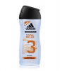 Adidas Total Relax 3in1 Duschgel 250 ml