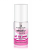 essence All in One Complete Care Nagelunter- und Nagelüberlack 8 ml