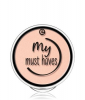 essence My Must Haves Highlighter Powder Highlighter Nr. 01 - Let It Glow