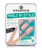 essence Nails In Style Abso-Nude-Ly Fabulous Kunstnägel 12 Stk