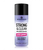 essence Strong & Clean Extra Power Nagellackentferner 100 ml