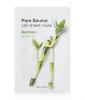 MISSHA Pure Source Cell Sheet Mask Bamboo Tuchmaske 1 Stk
