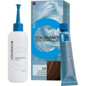 Goldwell Color Colorance PH 6,8 Coloration Set 4N Mittelbraun 1 Stk.