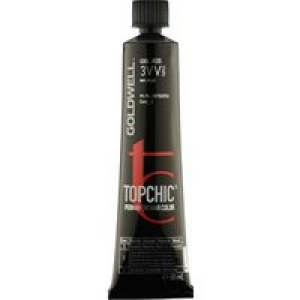 Goldwell Color Topchic Max Shades Permanent Hair Color 7RR Luscious Red 60 ml