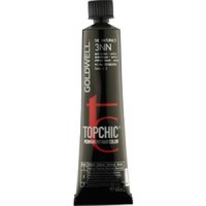 Goldwell Color Topchic The Naturals Permanent Hair Color 3NA Dunkel Natur Aschbraun 60 ml
