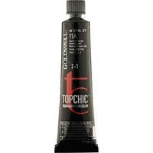 Goldwell Color Topchic The Special Lift Permanent Hair Color 11A Hellerblond Asch 60 ml