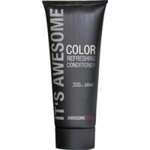 Sexy Hair Awesome Colors Haarpflege Color Refreshing Conditioner Silver 40 ml