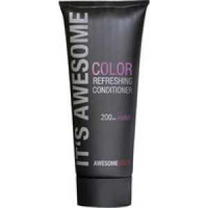 Sexy Hair Awesome Colors Haarpflege Color Refreshing Conditioner Violet 40 ml