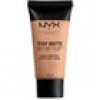 NYX Professional Makeup Foundation Nr. 24 - Soft Sand Foundation 35.0 ml