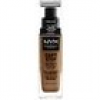 NYX Professional Makeup Foundation Nr. 15.7 - Warm Caramel Foundation 30.0 ml