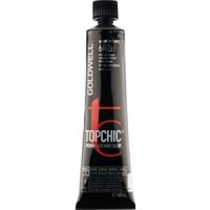 Goldwell Color Topchic The Reds Permanent Hair Color 4R Dunkel Mahagoni 60 ml